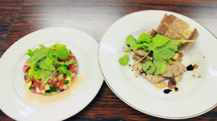 生涯学習講座 フランス料理